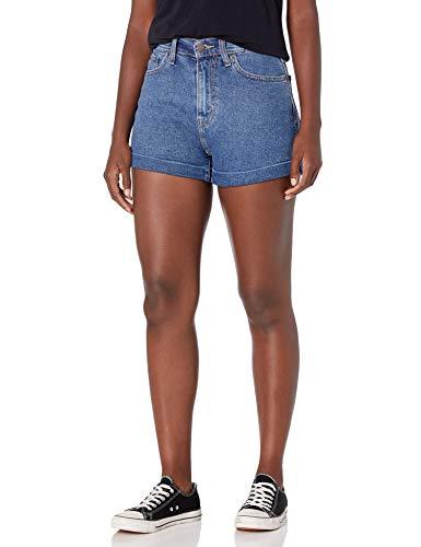 Levi's Women's Mom Shorts, Babe Brigade, 27 (US 4)