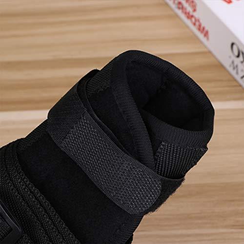 HEALLILY Arm Sling Adjustable Shoulder Immobilizer Medical Support Strap for Broken Fractured Arm Elbow Wrist - Size S