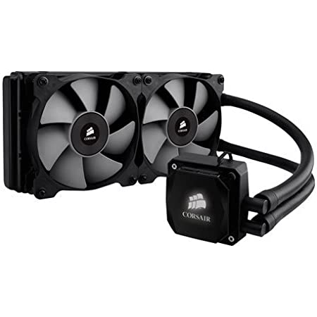 Corsair Hydro Water Cooling System For Pcs 120 Mm Computers Accessories
