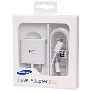 Samsung Ultra Fast Home Charger with 15w Cable