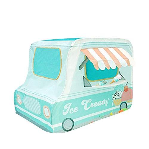 Jinclonder spelletjes organiseren, party, spelerhuis pop-up kinderen kleine tent speelhuisje indoor baby auto speelhuis vouwen jongens meisjes klein huis comfortabele opslagtraining