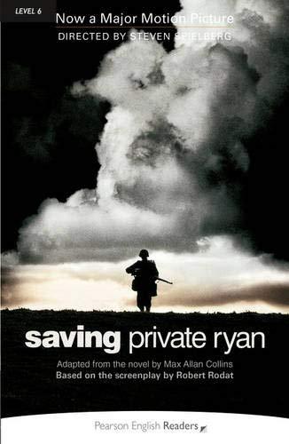 Saving Private Ryan, w. 4 Audio-CDs (Pearson English Graded Readers)