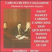 Chantent Le Repertoire Francai