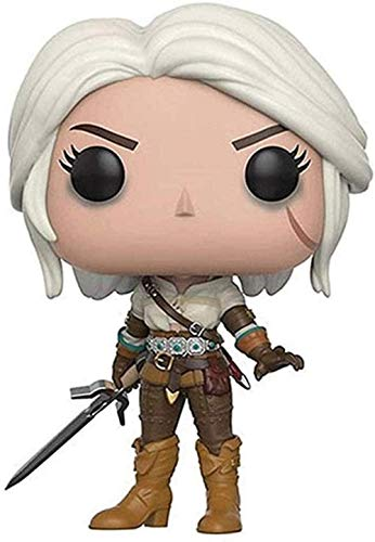 A-Generic Pop The Witcher 3: Wilde Jagd: Ciri Car Decoration