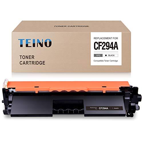 Price comparison product image TEINO Compatible Toner Cartridge Replacement for HP 94A CF294A for HP Laserjet Pro M148fdw M118dw M148dw M149fdw (Black,  1-Pack)
