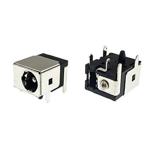 DC Jack PJ-41A 1.65mm compatible con Pavilion ZE2000   ZE2100   ZE2200...