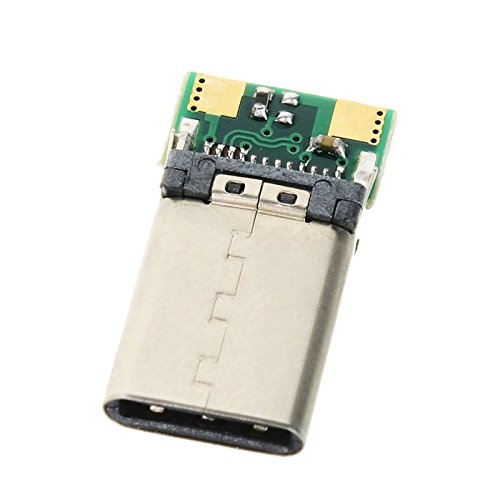 CY DIY 24pin USB 3.1 Typ C USB-C Stecker Adapter SMT Typ mit PC-Platine