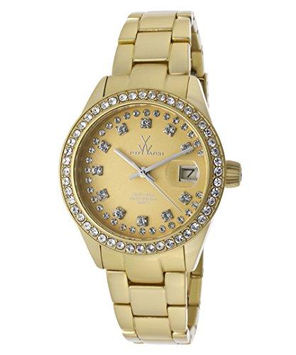 Toywatch donna oro quadrante oro resina