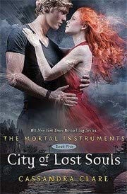 Hardcover City Of Lost Souls Book