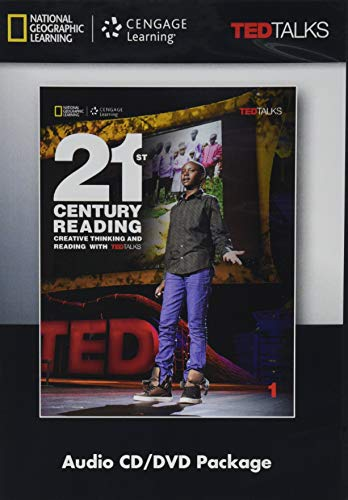 21st Century Reading: Creative Thinking and Reading with TED Talks, Student Book 1: B1 (inkl. CD and DVD)