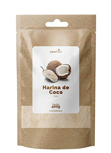 Harina de Coco Ecológica - 400 gr