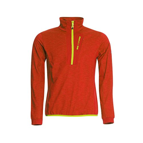 ROCK EXPERIENCE - Pull de Sport - Homme - Rouge - Large