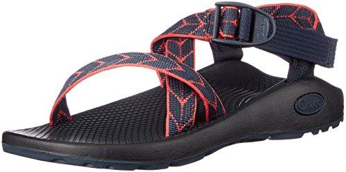 Chaco Women's Z1 Classic Sport Sandal, Verdure Eclipse, 9 M US