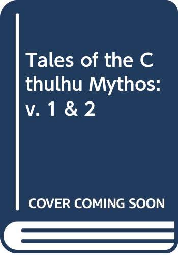 Tales of the Cthulhu Mythos 0586203443 Book Cover