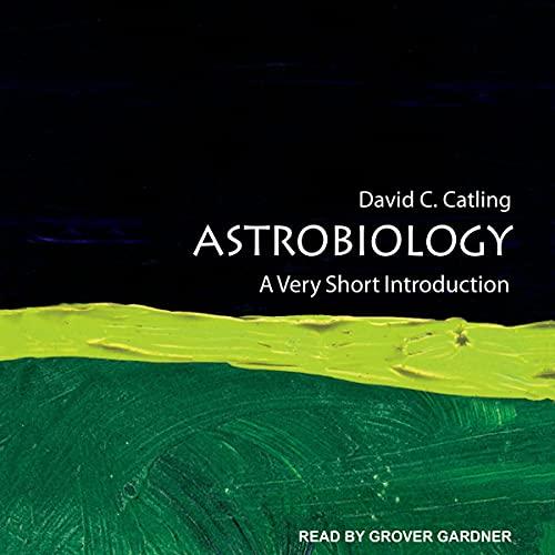 Astrobiology cover art
