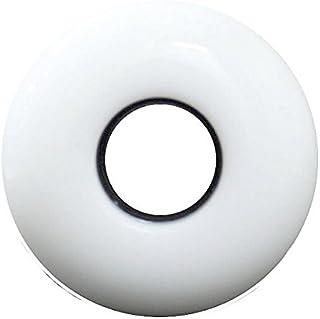 websports スケボー ソフトウィール WEBSPORTS オリジナル ホワイト 56mm 90A 4個セット(一台分)スケートボード ウィール