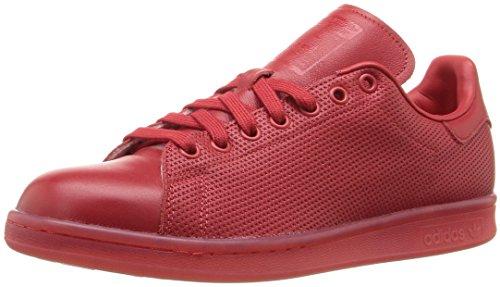 adidas Originals Stan Smith Adicolor, Zapatillas Deportivas. Hombre, Rojo (Scarlet), 46.5 EU