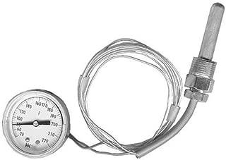Hobart 276923-5 Gauge Temperature 20-220 Rear Palnut For Hobart Dishwasher Am C 86143-2 621086