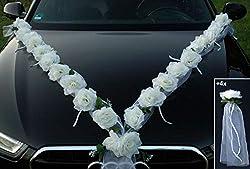 Autodeko Einfach Und Schnell Fur Die Hochzeit Gunstig Kaufen