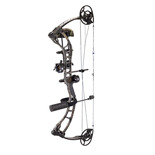 Quest Right Hand Amp Bow Package, Realtree Extra