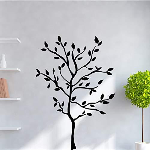 ZNuQP Wandaufkleber Stammbaum Wandbett Kopf und Sofa Hintergrundwand 58X83Cm
