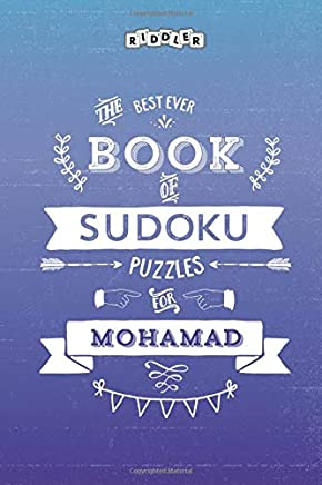The Best Ever Book of Sudoku Puzzles for Mohamad