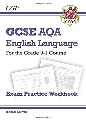 GCSE English Language AQA Workbook - for the Grade 9-1 Cours