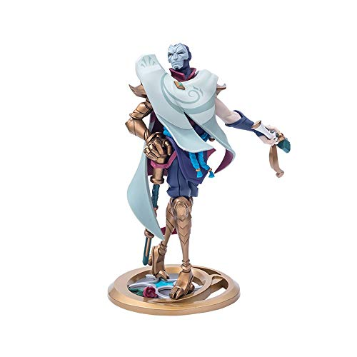 Lotoy Jhin The Virtuoso PVC Figure Video Games Collectible Statue Chibi