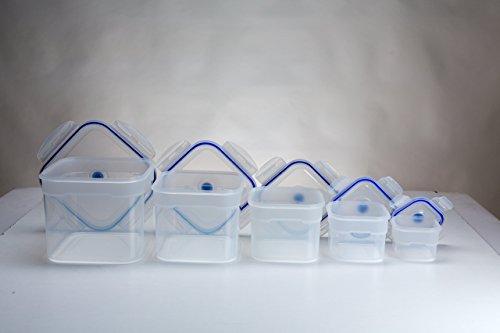 Sistema inteligente de conservación de alimentos StoreVac de XSQUO Useful Tech