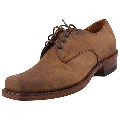 Sendra Herren Halbschuhe 530 Braun, Schuhgröße:EUR 44