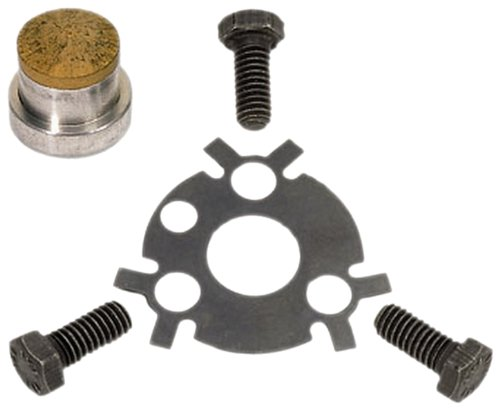 Moroso 60461 Late Cover Cam Button for Small Block Chevy
