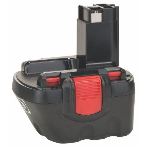 Bosch Professional 12 Volt NiMH Ersatz Akku (Zubehör für Elektrowerkzeuge von Bosch Professional)