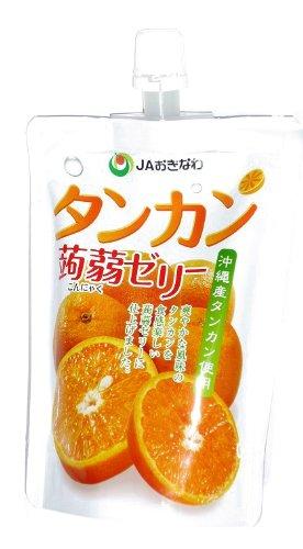 JAおきなわ タンカン蒟蒻ゼリー 130g×8個