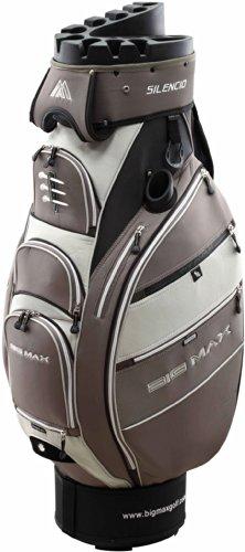 Big Max Golf Cartbag Silencio colore: Sandstone