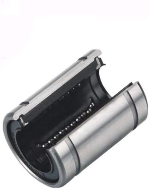 DANSHILONG LM16UUOP lowest price LM16 LM 16mm Max 51% OFF 4 Pcs Motion Bearings Linear