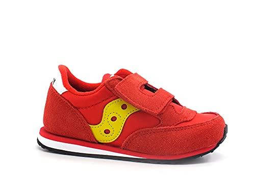 Saucony Sneaker Baby Jazz HL sl264802 Red Yellow pe21 Estiva 25