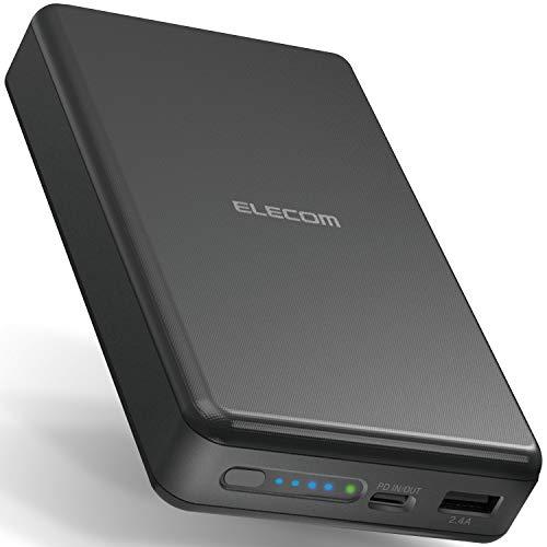 ELECOM(エレコム)『モバイルバッテリー(DE-C19L)』