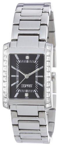 Esprit Damen-Armbanduhr Analog Quarz Edelstahl ES102932006