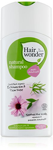Hairwonder Natural Shampoo Anti-Dandruff, 200 ml