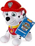 "Paw Patrol – 8"" Marshall Plush Toy, Standing Plush with Stitched Detailing, for Ages 3 & Up"