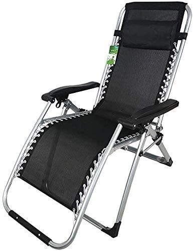 FTFTO Bureau Life Transats Chaise Longue inclinable Chaise Longue Jardin Pelouse Patio Chaise Pliante à Ressort Lit 4 Styles (Couleur: D)
