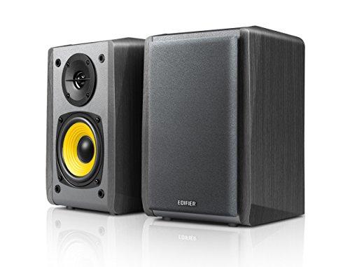 Edifier R1010BT-B 2.0 Blurtooth Bookshelf Speaker (Black)
