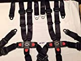 Trailmaster XRS - XRX 150 Go Kart 5 Point Replacement Harness Set Both Seats
