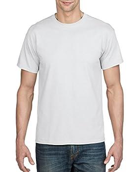 Gildan Men s DryBlend T-Shirt Style G8000 2-Pack White 2X-Large