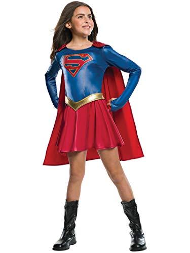 Rubie 's Offizielle Supergirl (TV Serie) Kostüm Deluxe Größe M super Hero
