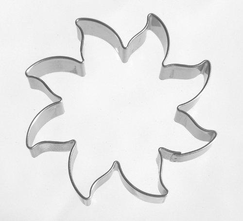 Soleil r4 emporte-pièce en acier inoxydable-passe au lave-vaisselle 7 cm