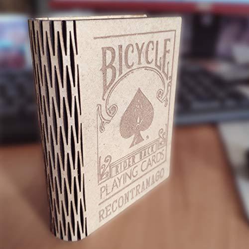 RecontraMago Barajas Mágicas Profesionales en Caja Especial Regalo - Bicycle (Svengali)