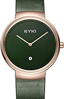 EYKI Dress Watch For Men Analog Leather - E1101L