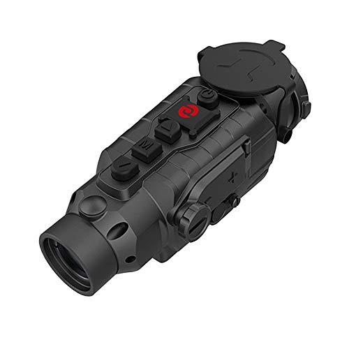RSGK Visor monocular de visión Nocturna con visión térmica, con vídeo de Alta resolución, buscador de rangos, brújula electrónica, Aplicaciones iOS y Android