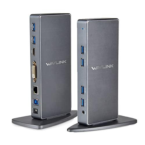 WAVLINK USB 3.0 USB Dual Display Bild